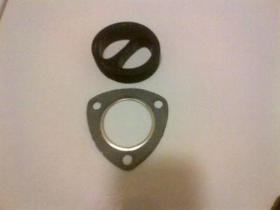 Buy Bmw e21 exhaust hanger and exhaust flange gasket motorcycle in Jacksonville, Florida, US, for US $15.00