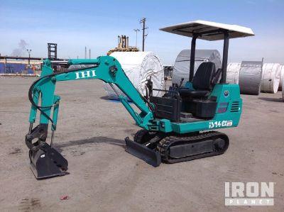 IHI IS14GX Mini Excavator