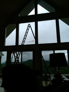 WINDOW CLEANING and Glass Inspection