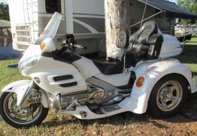 2007 Honda Gl1800-Goldwing-Trike