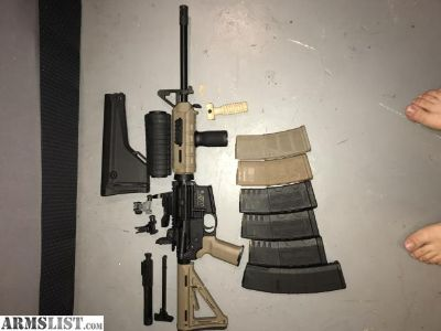 For Sale: AR-15 W/EXTRAS