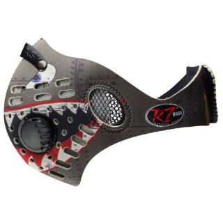 Find RZ Mask M1 Spitfire Air Filtration Youth Protective Masks motorcycle in Manitowoc, Wisconsin, United States, for US $26.95