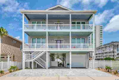 204 33rd Ave. N North Myrtle Beach Five BR, Beautiful sunset