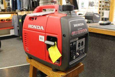 2019 Honda Power Equipment EU2200 Companion Generator Consumer Adams, MA