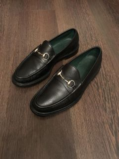 Men s Loafer Gucci 8G 100%Authentic