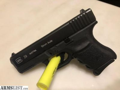 For Trade: 10mm Glock 29
