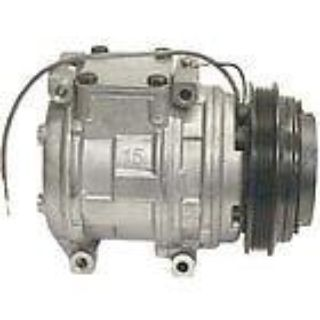 Find NEW COMPRESSOR PRIZM CELICA COROLLA PICKUP T100 88 89 90 91 92 93 94 95 96 97 motorcycle in Garland, Texas, US, for US $189.66
