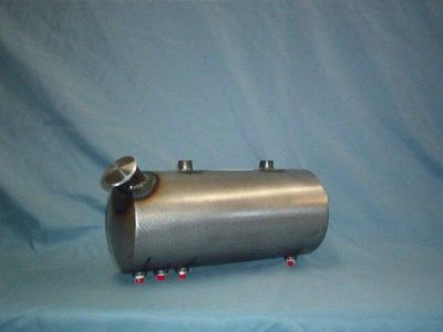 Buy Custom Round Oil Tank with Crowned ends motorcycle in Mulberry, Indiana, United States, for US $95.00