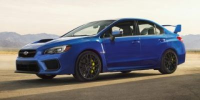 2019 Subaru WRX STI Limited (BLACK)