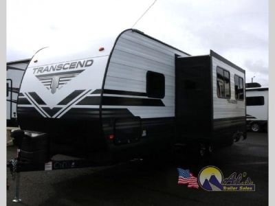 New 2019 Grand Design Transcend 27BHS