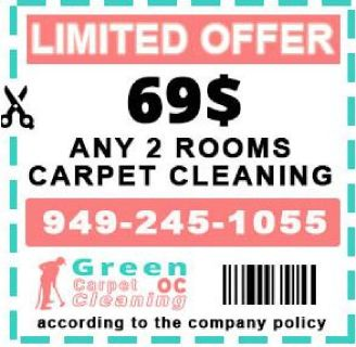 Best carpet cleaning services in Orange County