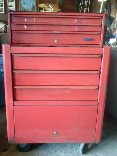 AZTEC 2-Piece TOOL CHEST in ROCHELLE, IL
