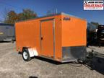 2019 United XLV 6X12 V-Nose Slant Enclosed Cargo Tr....Stock UN-165065