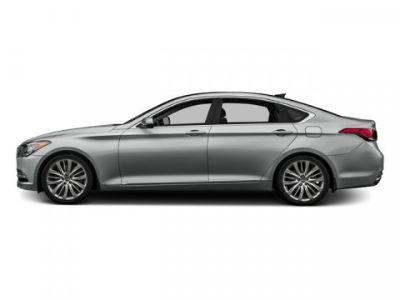2016 Hyundai Genesis 3.8L (Santiago Silver)