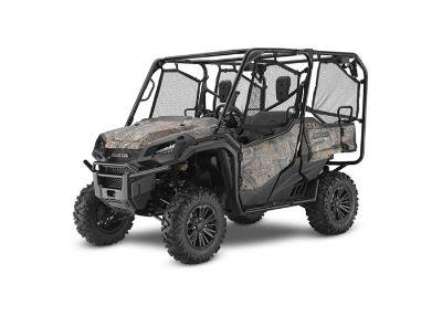 2018 Honda Pioneer 1000-5 Deluxe Side x Side Utility Vehicles Warsaw, IN