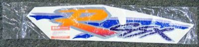 Sell 1994 SUZUKI GSXR1100 OEM RIGHT TAIL FAIRING GSXR DECAL, NEW!! FREE SHIPPING!! motorcycle in Lake Geneva, WI, United States, for US $49.99