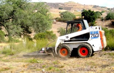 Professional Weed Abatement Mowing in Temecula