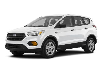2018 Ford Escape S (White Gold Metallic)