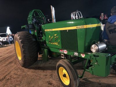 Pulling tractor for sale
