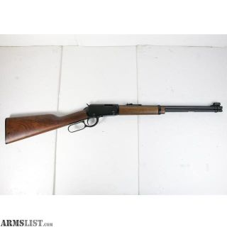 For Sale: Henry Repeating Arms H001 22 cal Lever Action Rifle