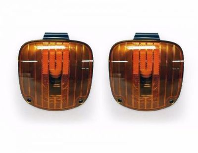 Find New Turn Signal Side Marker Light PAIR FOR 1996-2001 Freightliner Century motorcycle in Beachwood, Ohio, United States, for US $38.00
