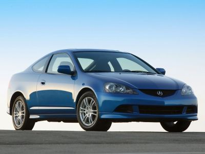 2006 Acura RSX Type-S (Nighthawk Black Pearl)
