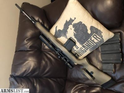 For Sale/Trade: National Match M1A 308 SS