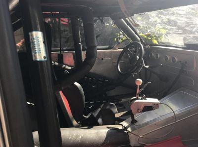 78 Malibu Drag Car Rollor