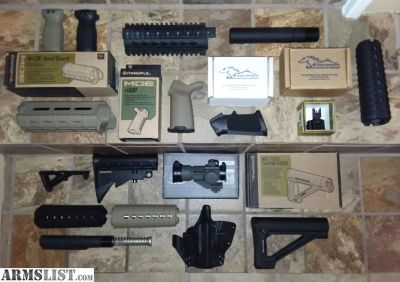 For Sale: AR-15 BUILDER TOYS