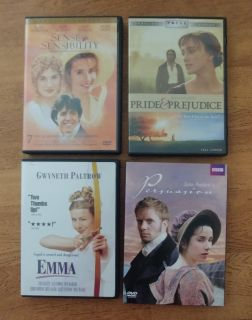 Selection of 11 DVDs