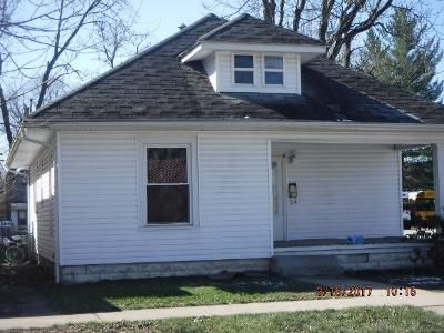2 Bed 1 Bath Foreclosure Property in Terre Haute, IN 47804 - 8th Ave