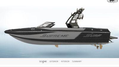 2018 Supreme S238 Ski and Wakeboard Boats Lakeport, CA