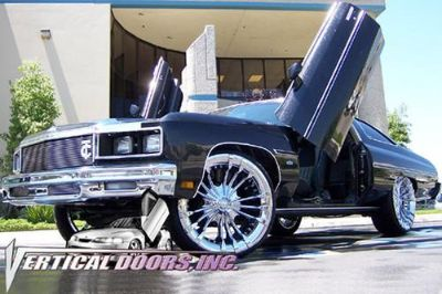 Buy VDI CHEVYCIMP7176 - 71-76 Chevy Caprice Vertical Doors Conversion Kit motorcycle in Corona, California, US, for US $995.00