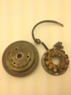 Buy Polaris SL SLT 750 / Magneto Asm. - Stator Plate - Flywheel / 3240270 & 3240215 motorcycle in Brownsburg, Indiana, United States, for US $145.00