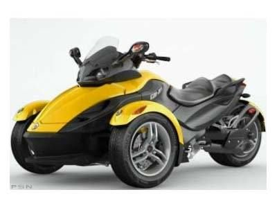 2010 Can-Am Spyder RS SM5 3 Wheel Motorcycle Motorcycles Cohoes, NY