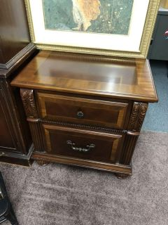 Beautiful Wood End Table