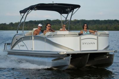 2014 Sylvan S3 Pontoons Boats Lagrange, GA