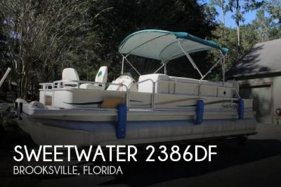 2006 Sweetwater 2386DF
