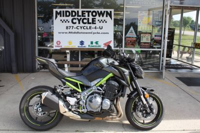 2017 Kawasaki Z900R Sport Motorcycles Franklin, OH