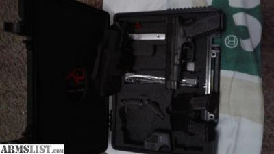 For Trade: Springfield xdm 9mm