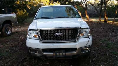 PARTING OUT 05 FORD F150