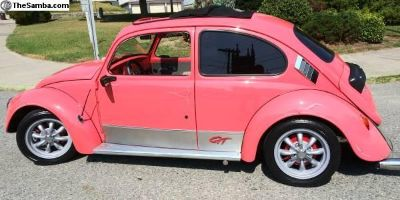 1968 Volkswagen Beetle - Classic CUSTOM
