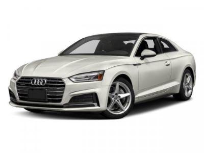 2018 Audi A5 COUPE Premium Plus (White)