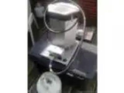 Propane heater