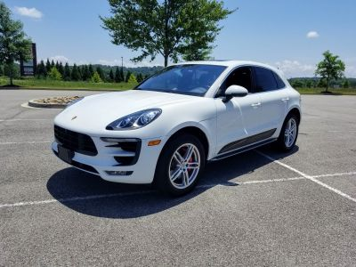 2016 Porsche Macan Turbo Excellent Condition- 1 owner car - Ceramic Coated - Warranty