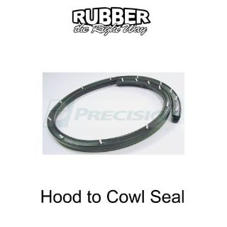 Purchase 1973 1974 1975 1976 1977 1978 1979 1980 Chevy GMC Truck Suburban Hood Cowl Seal motorcycle in San Diego, California, United States, for US $15.78