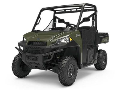 2019 Polaris Ranger XP 900 EPS Utility SxS Broken Arrow, OK