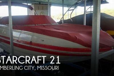 2004 Starcraft 21