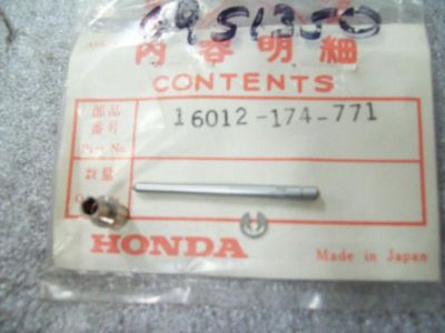 Buy Genuine Honda Jet Needle Set C70 16012-174-771 NEW NOS motorcycle in Sandusky, Michigan, US, for US $40.99