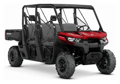 2019 Can-Am Defender MAX DPS HD8 Side x Side Utility Vehicles Jesup, GA